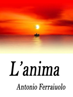 cover image of L'anima