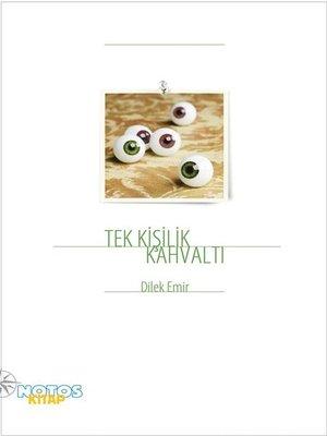 cover image of Tek Kişilik Kahvaltı
