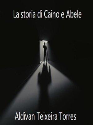 cover image of La storia di Caino e Abele