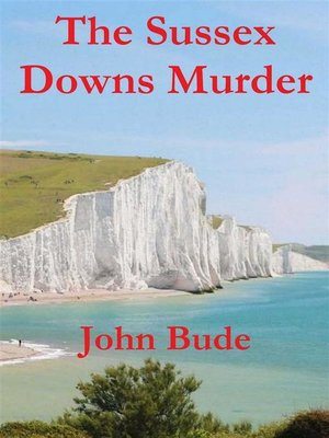 cover image of The Sussex Downs Murder