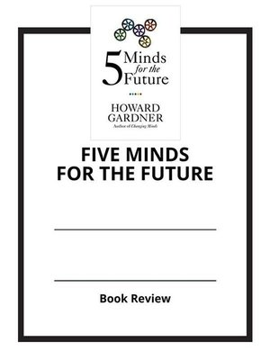 cover image of Five Minds for the Future