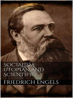 cover image of Socialism, Utopian and Scientific