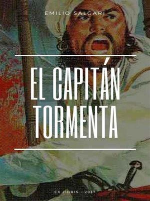 cover image of El Capitán Tormenta