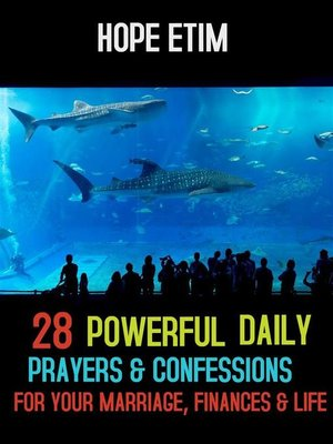 cover image of 28 Powerful Daily Prayers and Confessions for Your Marriage, Finances and Life