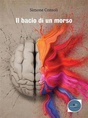 cover image of Il bacio di un morso