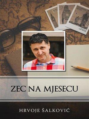 cover image of Zec na mjesecu