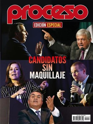 cover image of Candidatos sin maquillaje