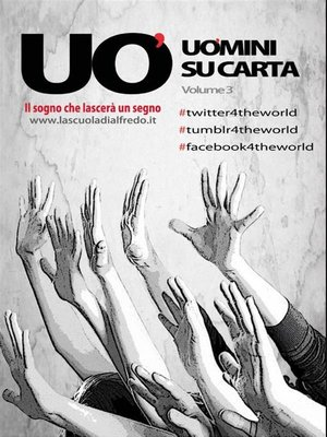cover image of Uomini su carta, Volume 3