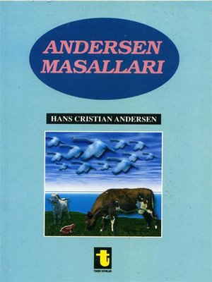 cover image of Andersen Masalları