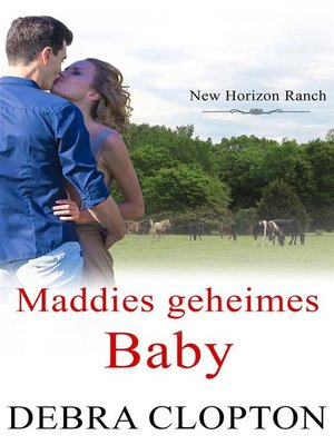 cover image of Maddies geheimes Baby