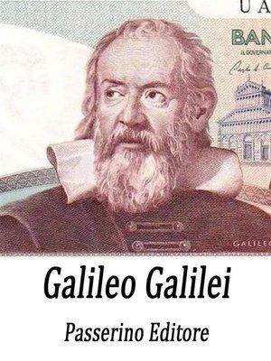 cover image of Galileo Galilei