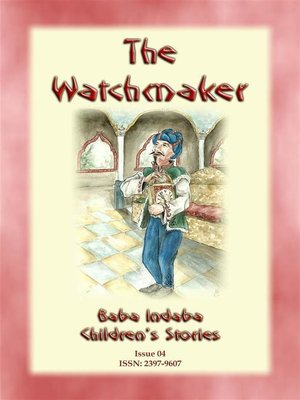 cover image of THE WATCHMAKER--An Eastern European folktale