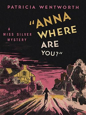 cover image of Anna, Where Are You?