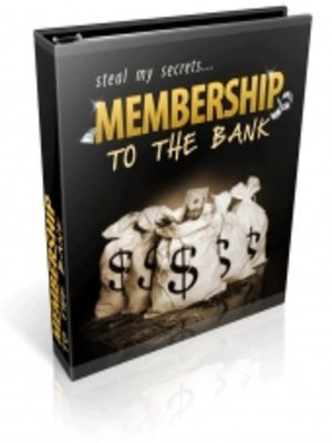 cover image of Membership to the Bank