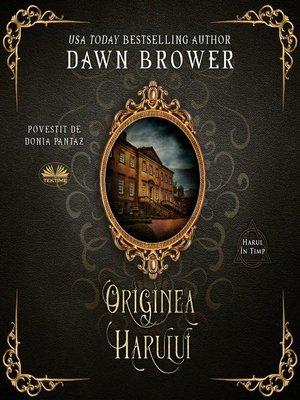 cover image of Originea Harului