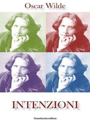 cover image of Intenzioni