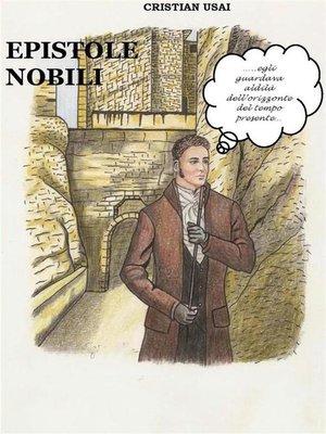 cover image of Epistole nobili