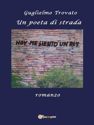 cover image of Un poeta di strada
