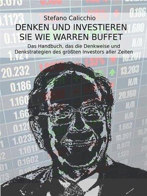 cover image of Denken und investieren Sie wie Warren Buffett