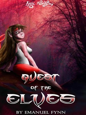 cover image of Quest of the Elves
