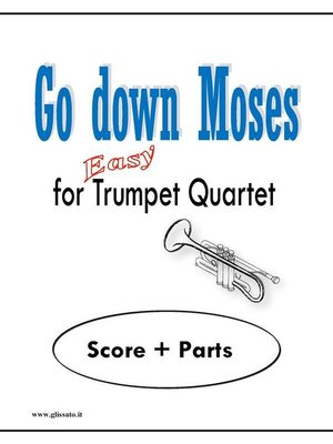 cover image of Go Down Moses