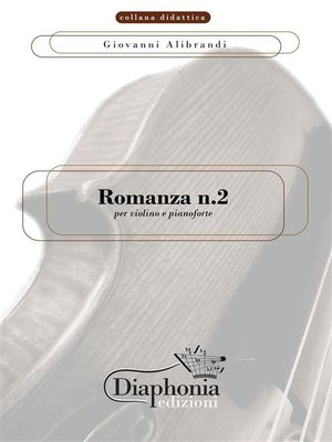 cover image of Romanza n. 2
