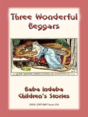 cover image of THE STORY OF THREE WONDERFUL BEGGARS--A Serbian Children's Story