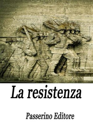 cover image of La resistenza