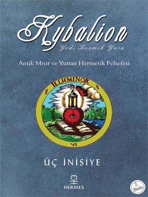 cover image of Kybalion--Yedi Kozmik Yasa