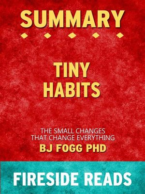 cover image of Tiny Habits