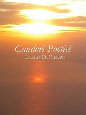 cover image of Candori Poetici