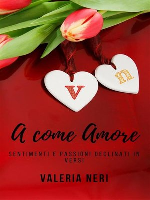 cover image of A come Amore