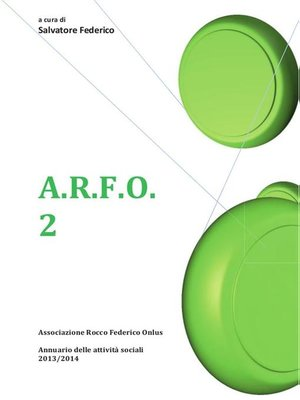 cover image of A.r.f.o. 2