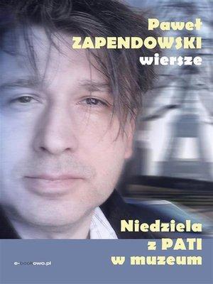 cover image of Niedziela z Pati w muzeum