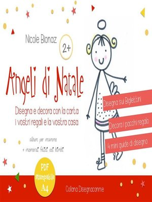 cover image of Angeli di Natale