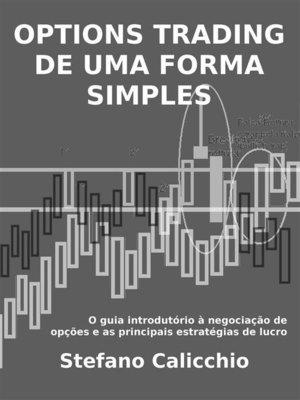 cover image of Options trading de uma forma simples