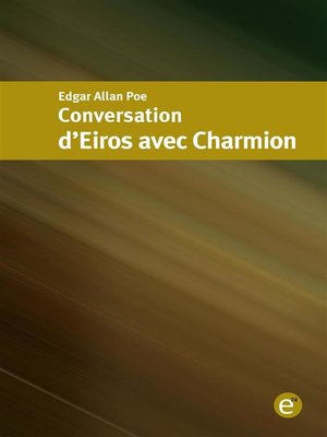 cover image of Conversation d'Eiros avec Charmion