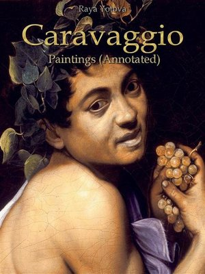 cover image of Caravaggio--Paintings (Annotated)