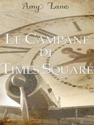 cover image of Le campane di Times Square