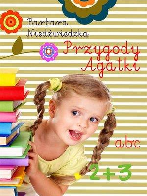 cover image of Przygody Agatki