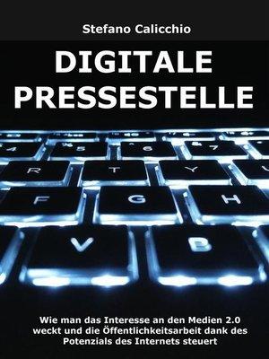 cover image of Digitale Pressestelle
