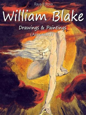 cover image of William Blake--Drawings & Paintings (Annotated)