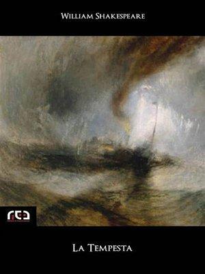 cover image of La Tempesta