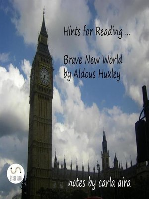 cover image of Hints for reading...Brave New World by Aldous Huxley