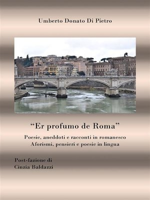 cover image of Er profumo de Roma