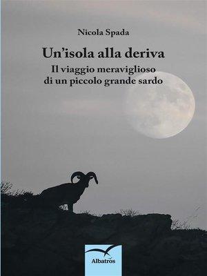 cover image of Un'isola alla deriva