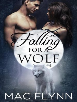 cover image of Falling For a Wolf #4--BBW Werewolf Shifter Romance