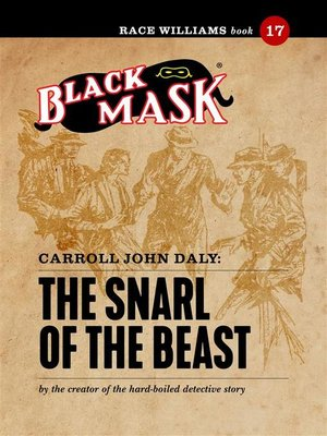 cover image of The Snarl of the Beast