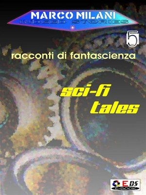 cover image of Indeed stories 5 (racconti di fantascienza)