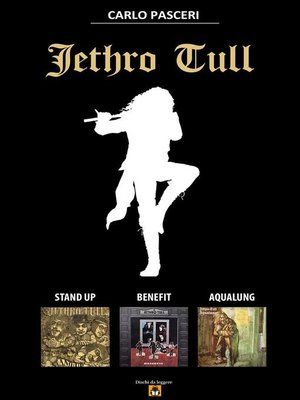 cover image of Jethro Tull--Stand Up, Benefit, Aqualung